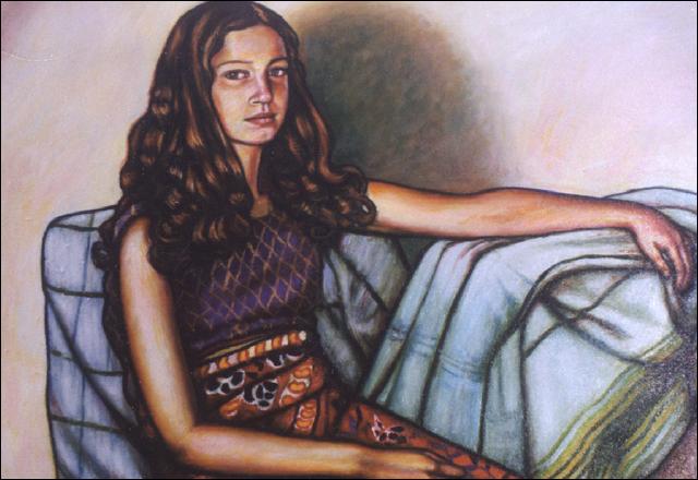 Madeline (detail)