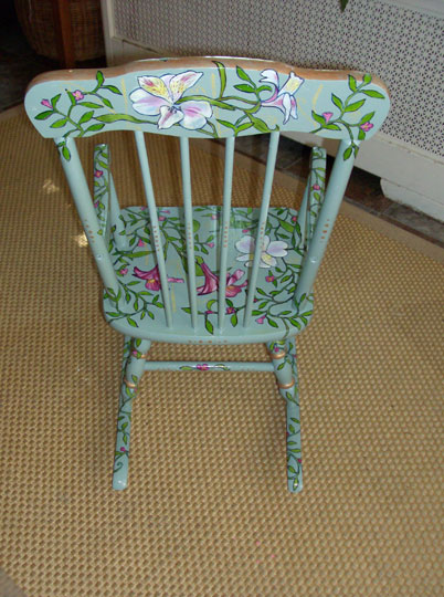 Child's Rocking Chair Sold
