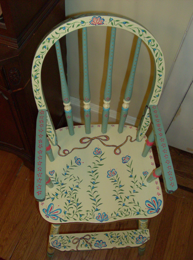 Rose's Baby Stool (2010) For Sale
