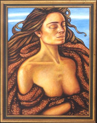 Naomi (2002, 18 x 24) Sold